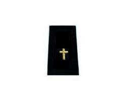 Chaplain - Epaulets Rank in Bullion