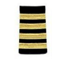 Commodore Stripes Only Epauulets