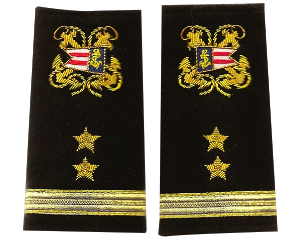 Custom Epaulets Sample 2