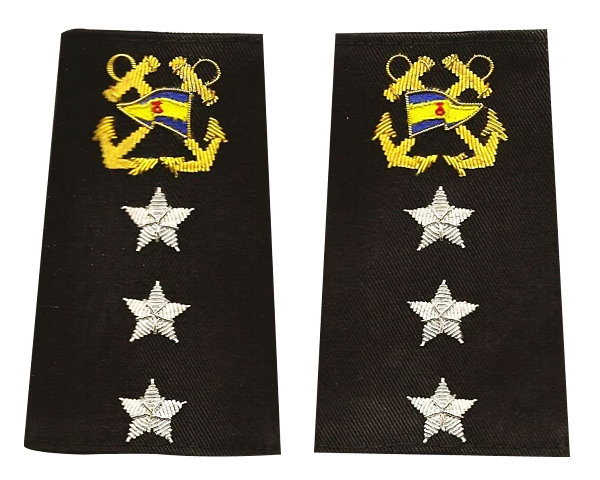 Custom Epaulets Sample 8