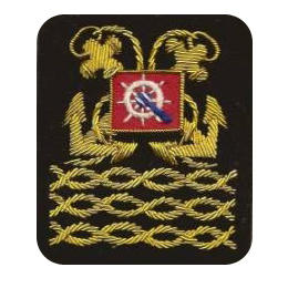 Sleeve Emblem, District President