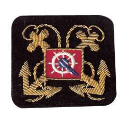 IOBG Sleeve Emblem